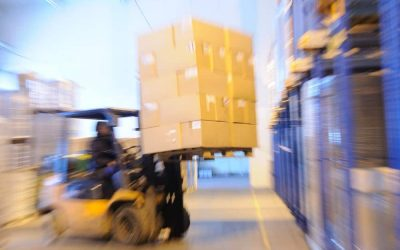 Can AI-Empowered Forklifts Solve the $30 Billion Crisis in Warehouse Workforce Safety?